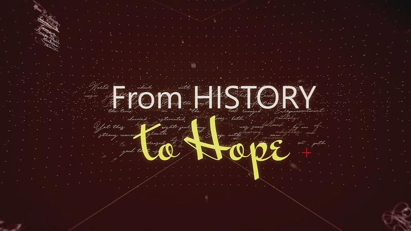 From History to Hope